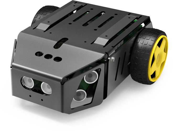 「VRBOT D-1を走らせよう」サンプルプログラムと解説資料