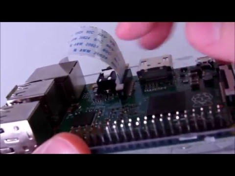 Raspberry Pi Camera Module Introduction
