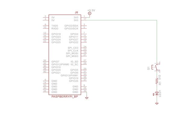 3.1Raspberry Pi B+ 電子工作