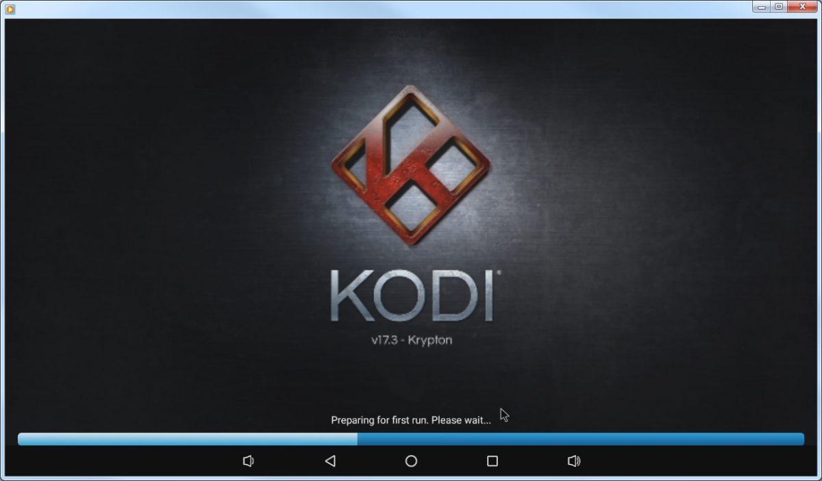 Tinker BoardにKodiをインストールする – Android OS編