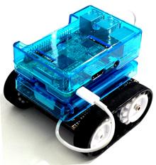 RaspberryPi On ZumoのWi-Fiコントロールシステム(WebIOPI)構築の手引き