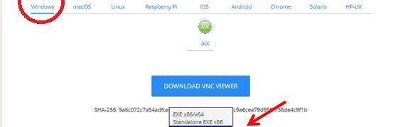 RaspberryPiのVNC設定方法